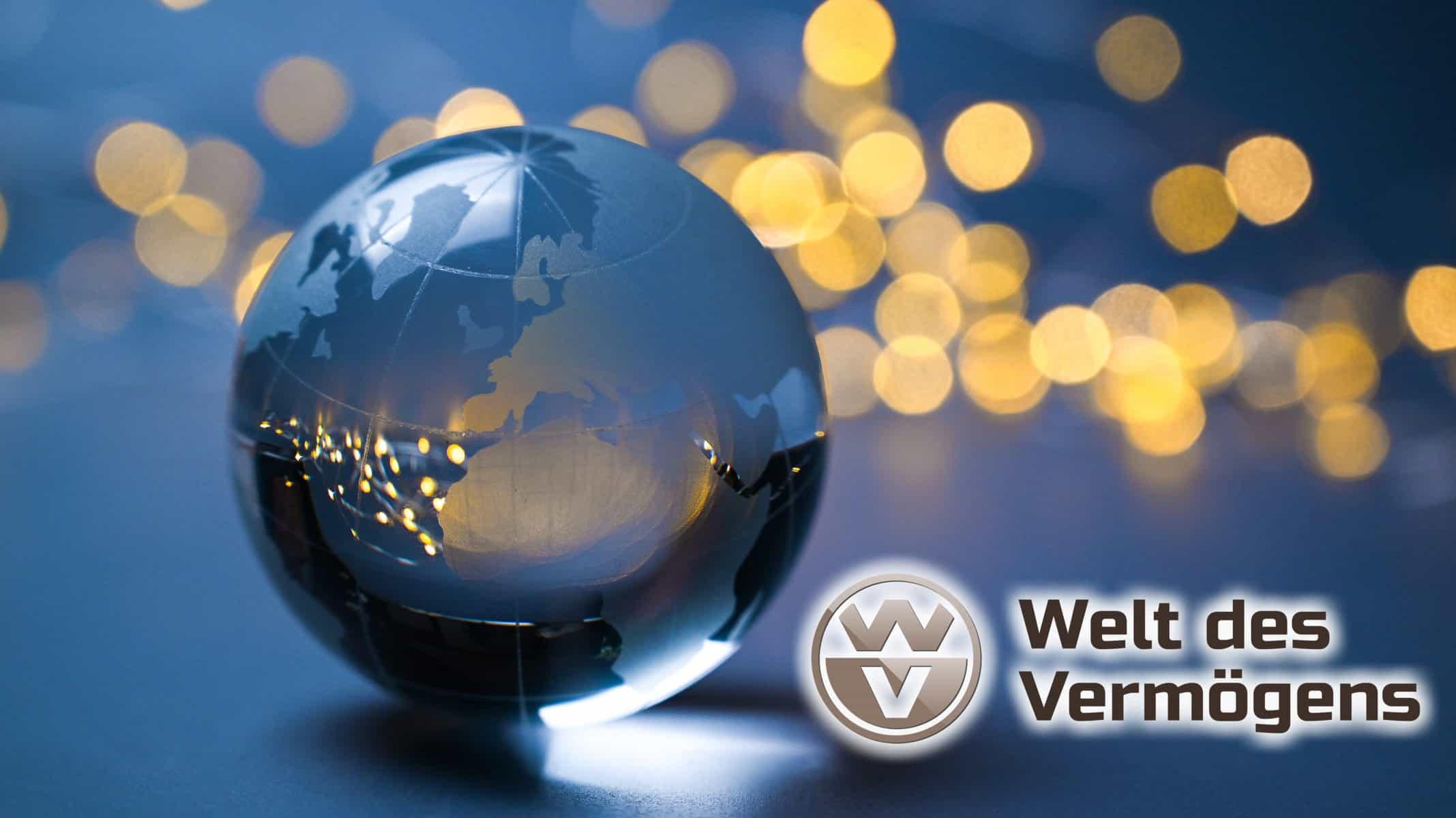 Welt des Vermögens - Sieben Konten Modell